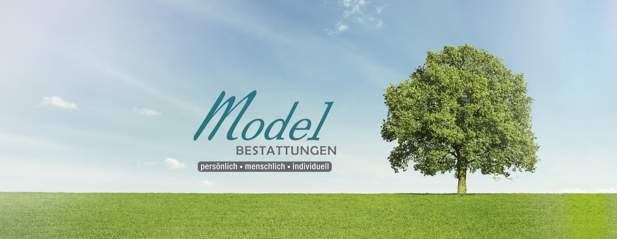 Model Bestattungen